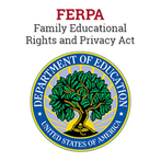 Picture of US Department of Education logo-a leafy tree surrounded by a blue circle
